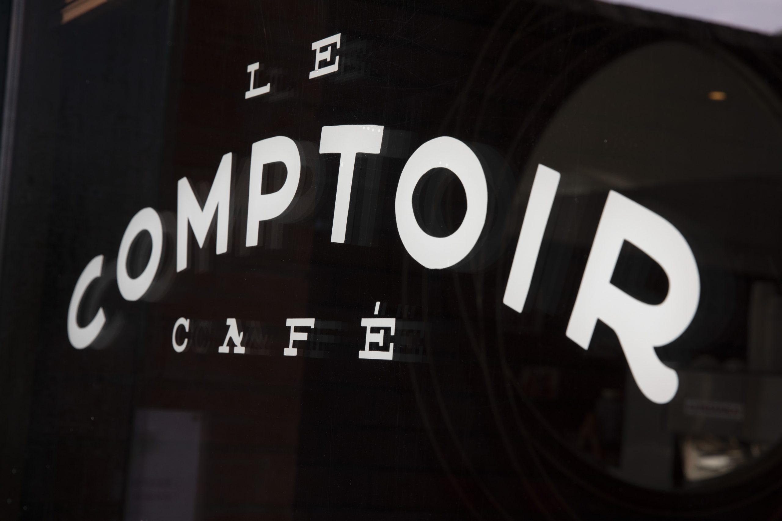 Le comptoir cafe