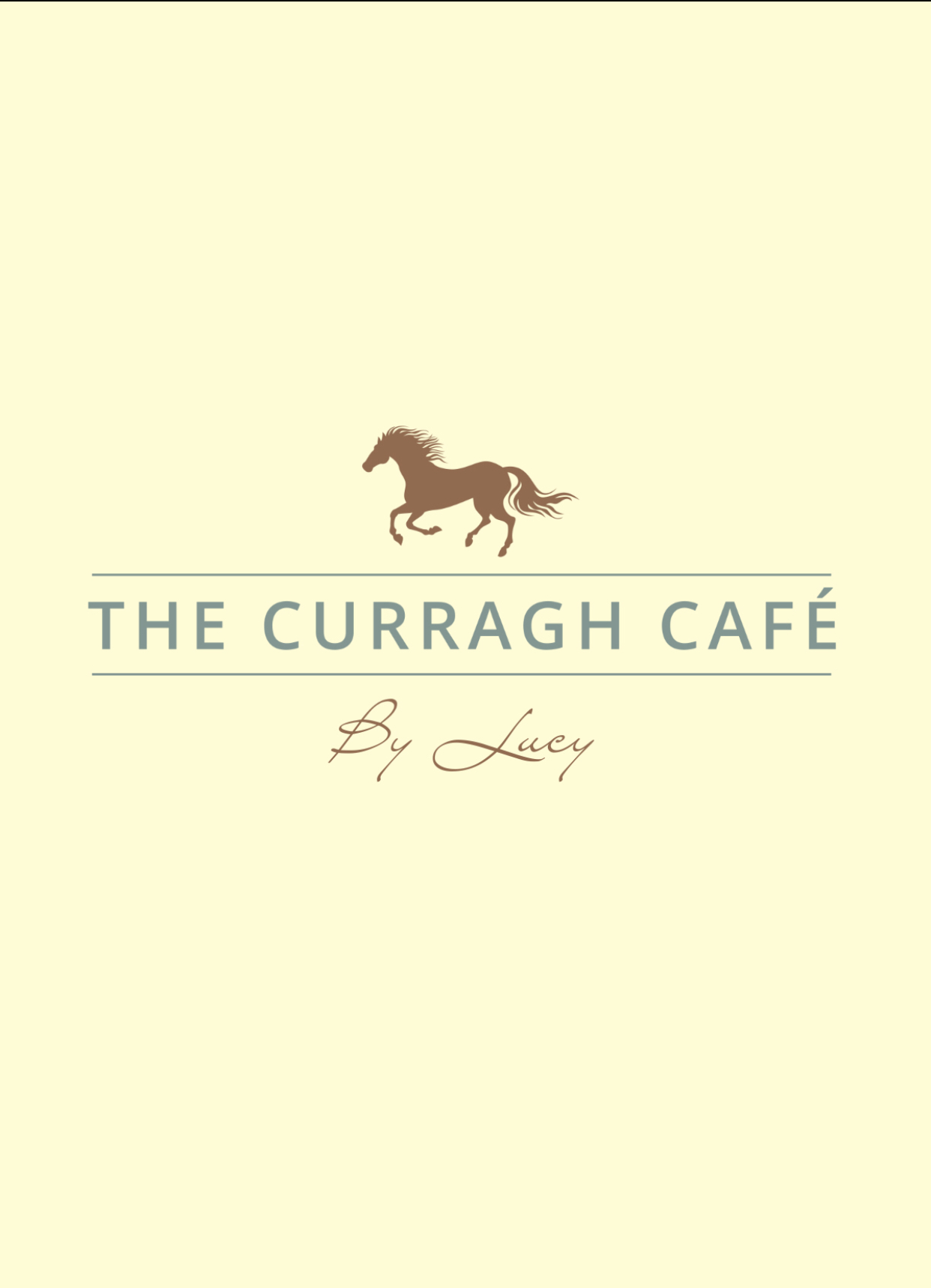The Curragh Cafe by Lucy