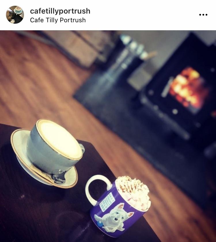 Cafe Tilly