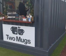 Two Mugs Coffee