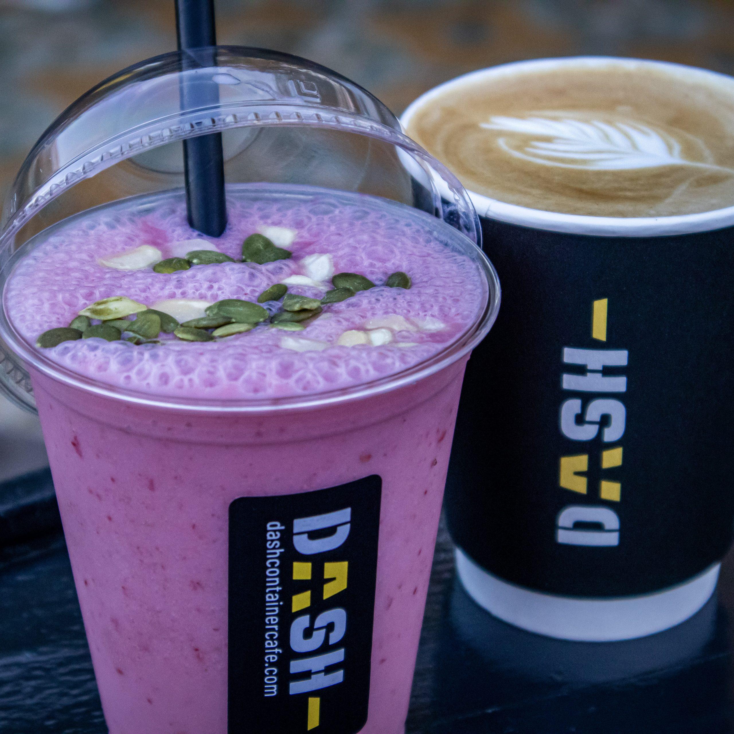 DASH Container Cafe