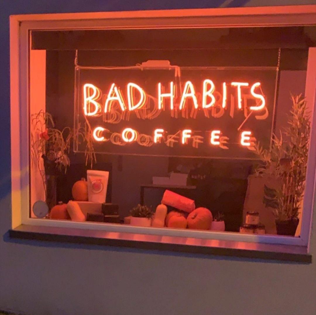 Bad Habits Coffee